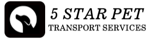 5 STAR PET TRANSPORT SERVICES Logo